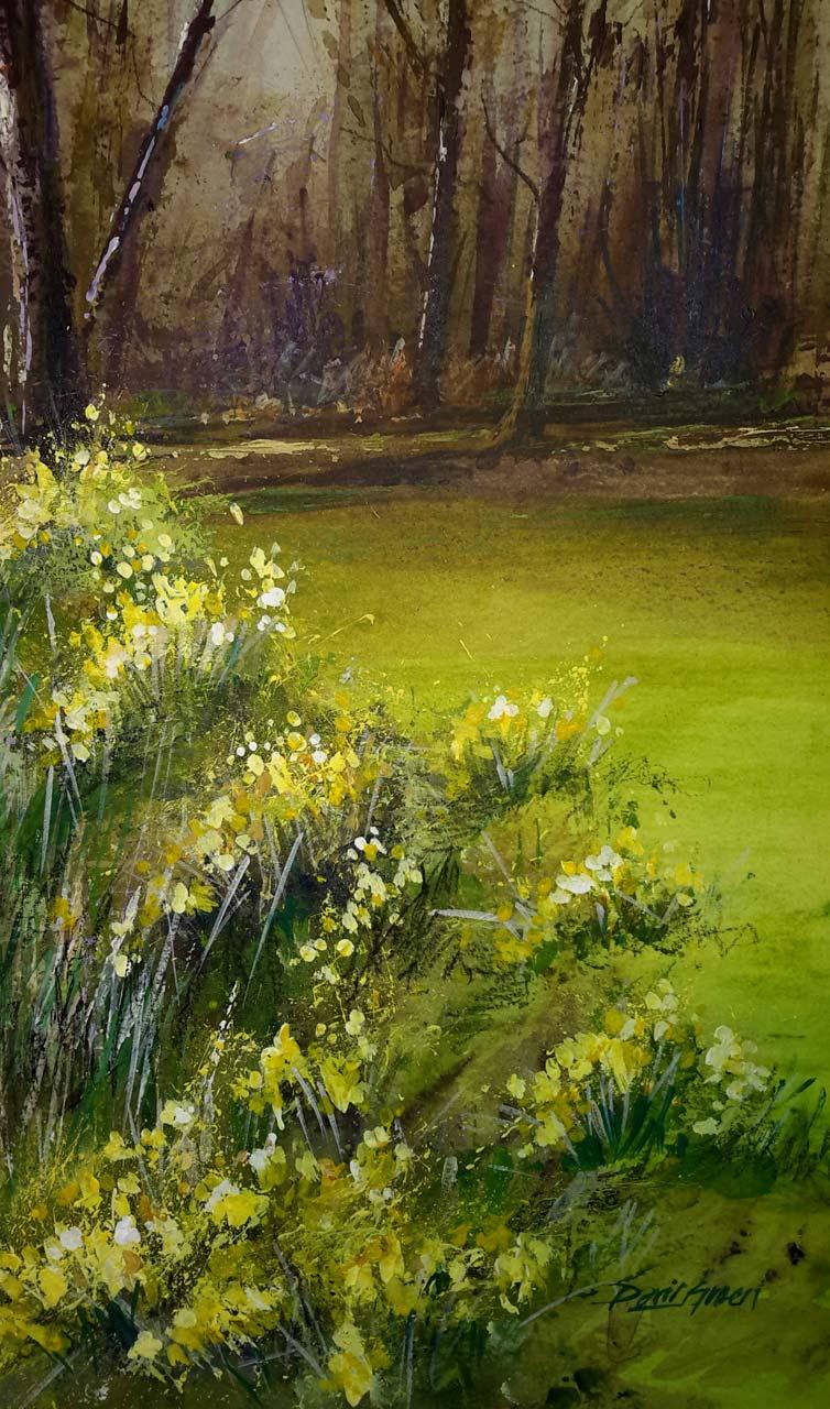 Springtime – Acrylic