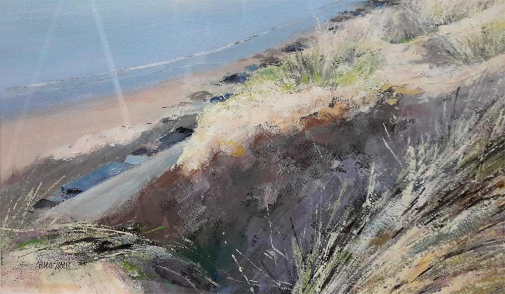 Sea Palling – Acrylic