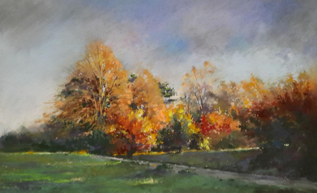 Autumn – Pastel