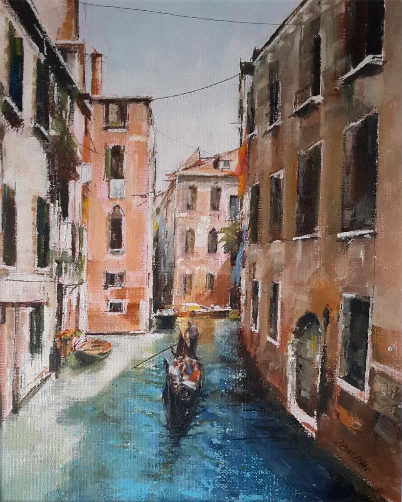 Venice I – Pastel