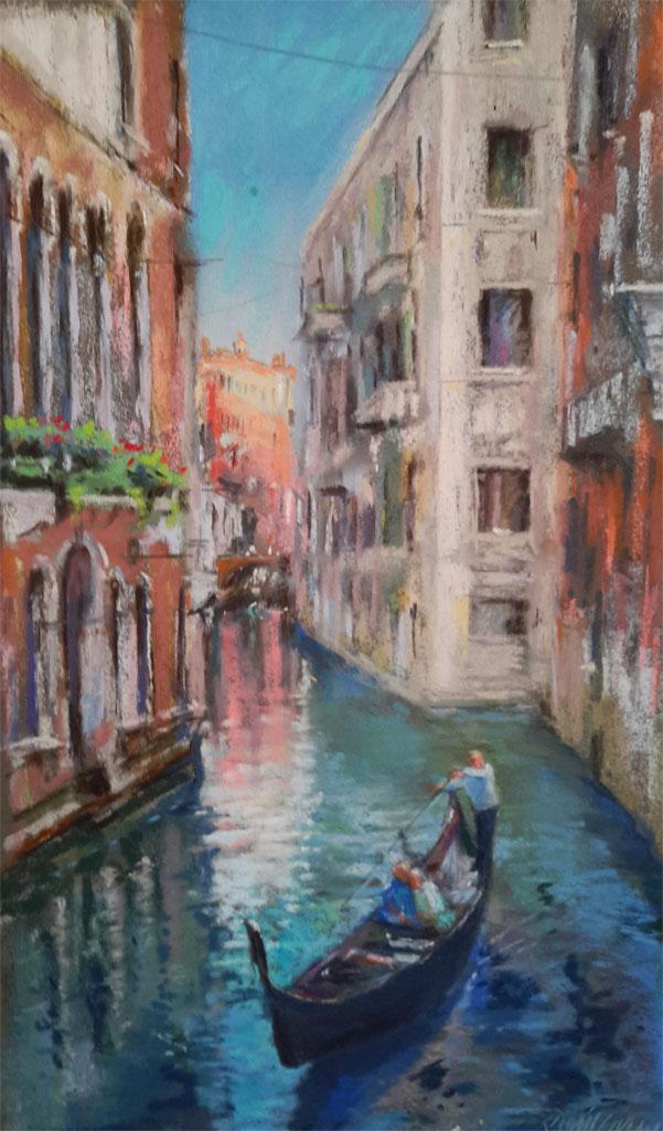 Venice II – Pastel